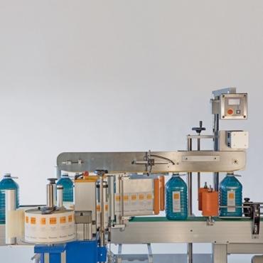 Eti5 címkézőgép