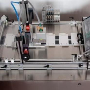 Pharma 9 címkézőgép