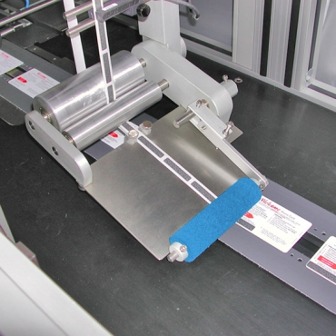 System9 cimkézőgép